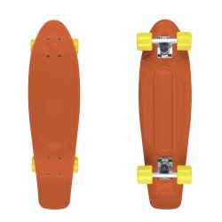 Fishka® Big Orange/Silver/Yellow