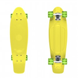 Fishka® Big Yellow/Silver/Transparent Green