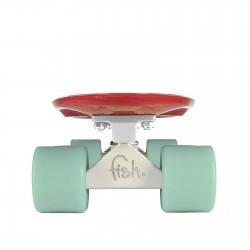 Fishka®  Red/White/Summer Green