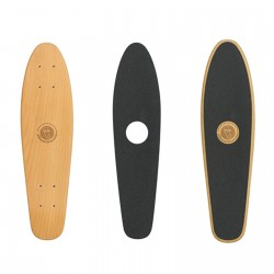 Cruiser Coffin/Black/Black