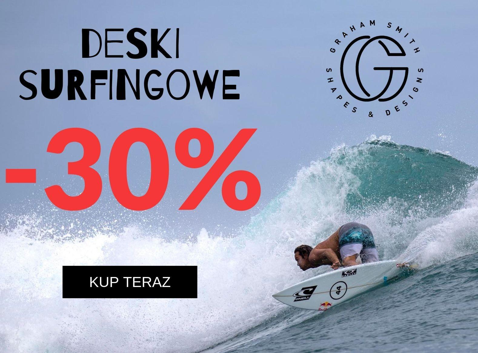 WYprzedaż deski surfingowe